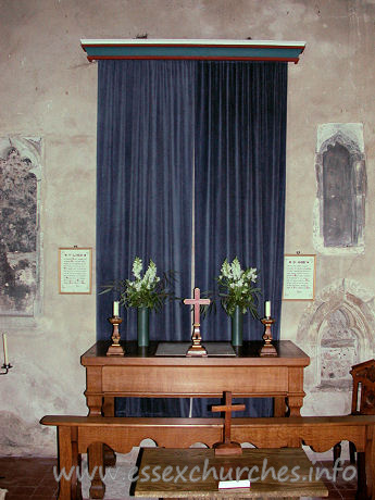 The Lady Chapel.