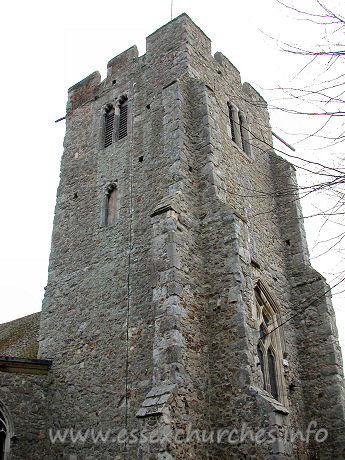 St Mary, Burnham-on-Crouch Church