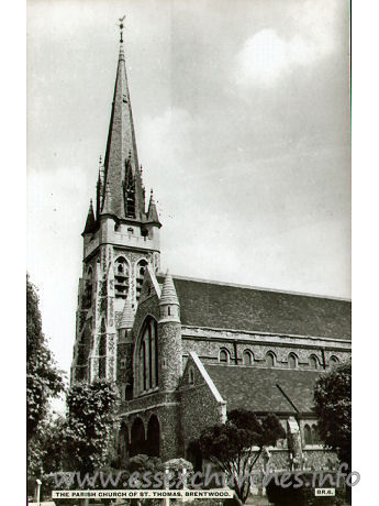 St Thomas of Canterbury, Brentwood Church