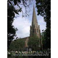 St Michael & All Angels, Galleywood Church