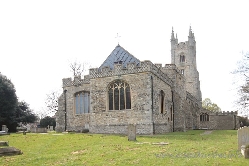 St Mary the Virgin, Prittlewell Church