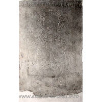"St Margaret, Barking Church - ""MARTINUS VICARIUS""