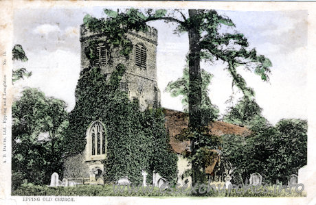All Saints, Epping Upland Church - A.B. Davis Ltd, Epping and Loughton.