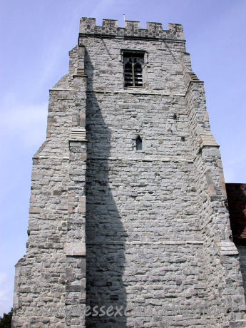 St Nicholas, Canewdon Church - 