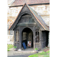 St Mary, South Benfleet Church - 