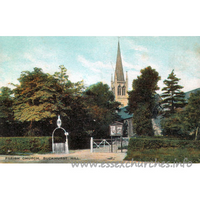 St John, Buckhurst Hill Church - Postcard - Field's