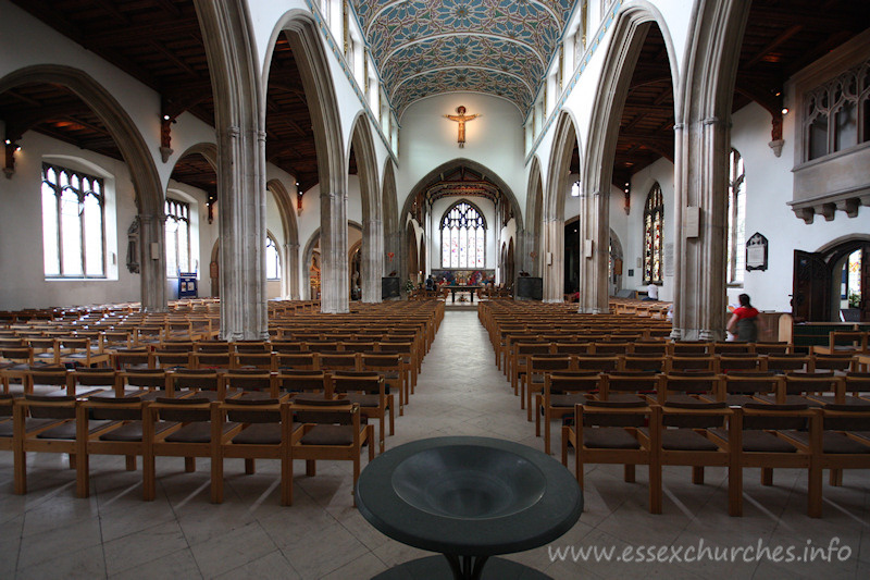 St Mary, St Peter & St Cedd, Chelmsford Cathedral
