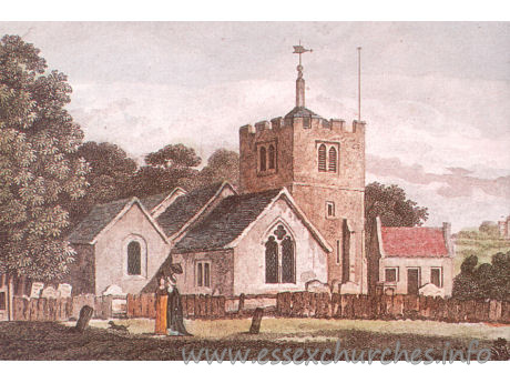 St Peter & St Paul, Grays Church - GRAYS PARISH CHURCH ESSEX