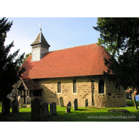 St Nicholas, Little Braxted Church