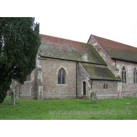St Thomas, Bradwell-juxta-Mare Church