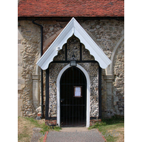 St Mary the Virgin, North Shoebury Church