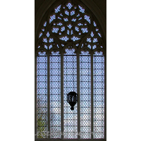St Mary the Virgin, Tilty Church - This window was restored to it's former glory some years ago. Unfortunately, the modern workmanship did not meet up to the standards of the original workmanship. The window will need re-restoring some time in the not too distant future.