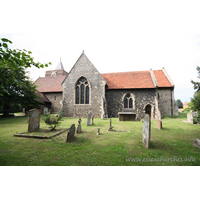 St Giles & All Saints, Orsett Church