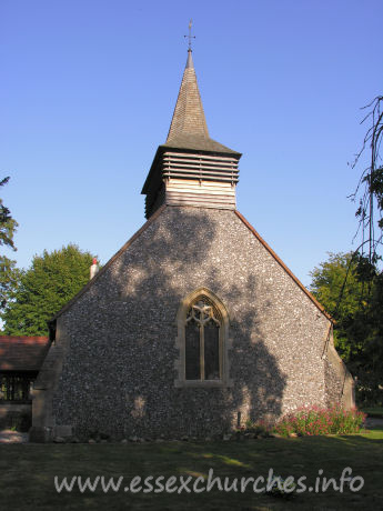All Saints, Hutton Church