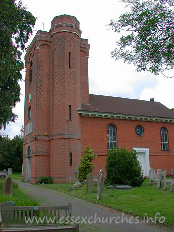 St Nicholas, Ingrave Church