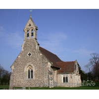 All Saints, High Roding Church