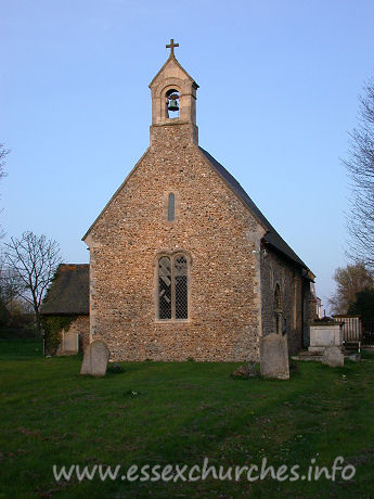 St Margaret, Margaret Roding Church