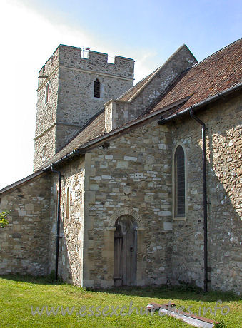 St Mary & St Peter, Wennington Church