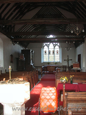 St Michael, Leaden Roding Church