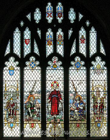 St Andrew, Hornchurch Church - 