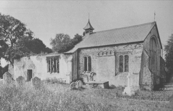 All Saints, East Hanningfield Church - This image has been kindly supplied by Andy Barham.