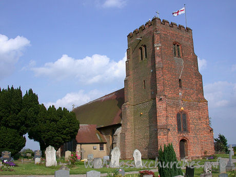 St Margaret, Downham Church - 