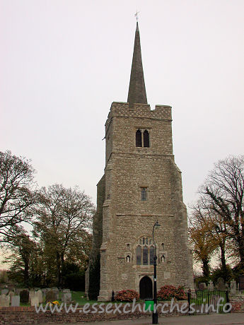 St Mary the Virgin, Little Wakering Church