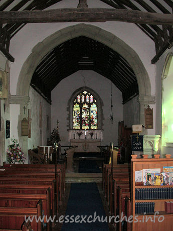 St Mary the Virgin, Little Wakering Church - Images i001-i004 show the church as it was 10 years ago. Images i005 and i006 show the church now that it is no longer used for regular services, and was (as of April 2014) undergoing a re-ordering to allow different uses.
