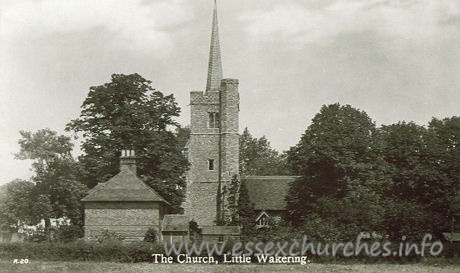 St Mary the Virgin, Little Wakering Church - 
