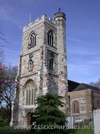 All Saints, West Ham Church