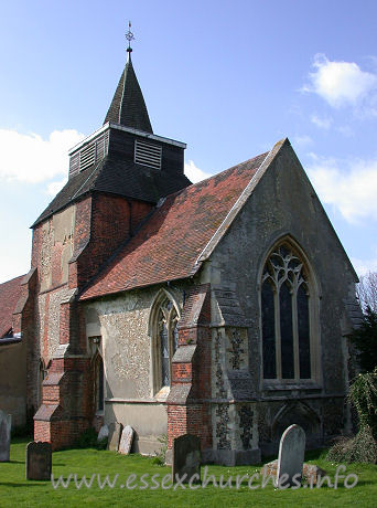 St Nicholas, Fyfield Church