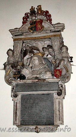 St Edmund, Abbess Roding Church - 
