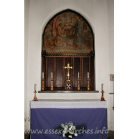 St Alban, Westcliff-on-Sea Church -    The Lady Chapel.