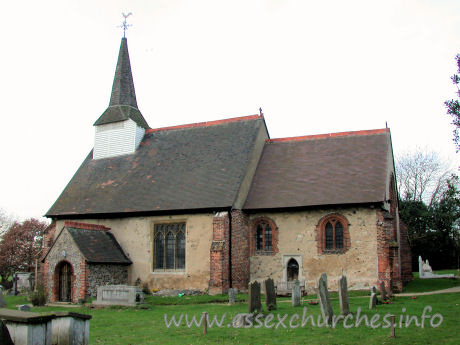 St Mary, Little Burstead Church - 
