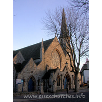 Clifftown Congregational, Southend-on-Sea  Church