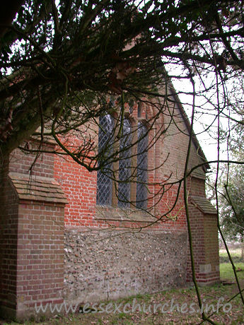 All Saints, Berners Roding Church - 