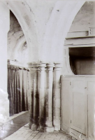 St Peter & St Paul, St Osyth Church - St. Clere's Pew at end of South Aisle