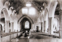 St Peter & St Paul, St Osyth Church - The Nave