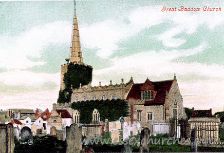 St Mary the Virgin, Great Baddow Church - 