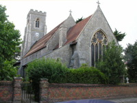 All Saints, Walton-on-the-Naze