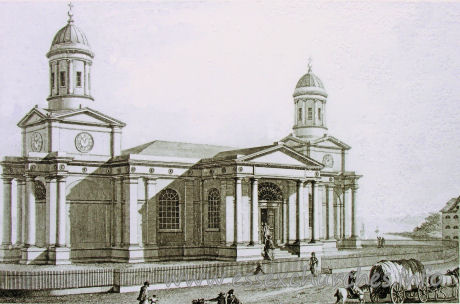 St Mary (Old Church), Mistley Church - 