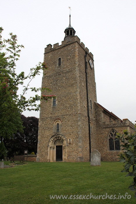 Holy Cross, Felsted Church