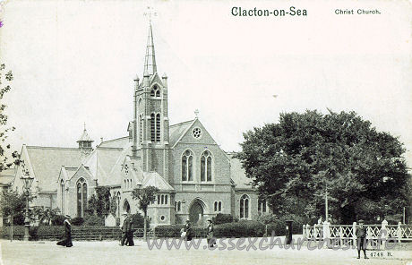 Christ Church, Clacton-on-Sea  Church - 