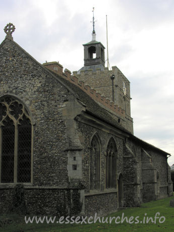 St John, Finchingfield Church