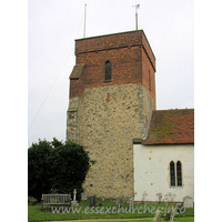 St Lawrence, Bradfield Church - 