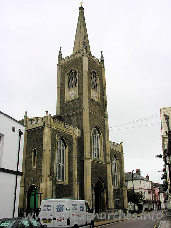 St Nicholas, Harwich Church - 