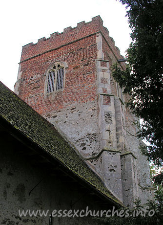 St Mary the Virgin, Little Bromley Church
