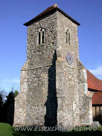 St Andrew, Ashingdon Church - 
