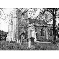 St John the Baptist, Mucking Church - 