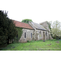 St John the Baptist, Mucking Church